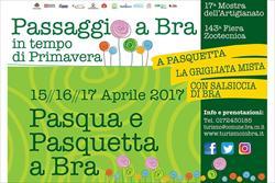 Pasqua e Pasquetta a Bra: un fine settimana slow